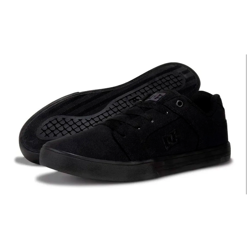 DC SHOES METHOD TX MX TENIS CABALLERO NEGRO NEGRO