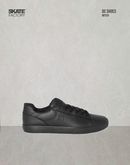 DC SHOES NOTCH TENIS JUNIOR NEGRO NEGRO