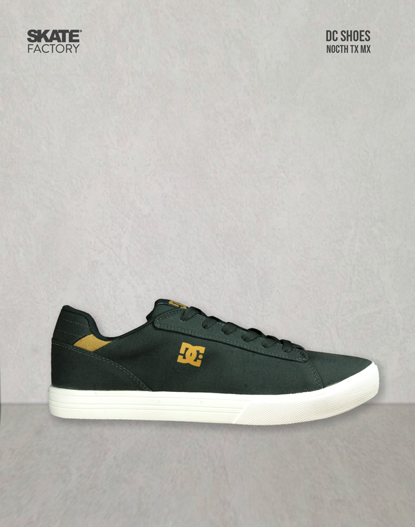 DC SHOES NOTCH SN MX  TENIS CABALLERO GRIS ORO