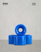 RUEDAS PARA MINI CRUISIER SET DE 4PZ AZUL 60X46 MM BLAZER
