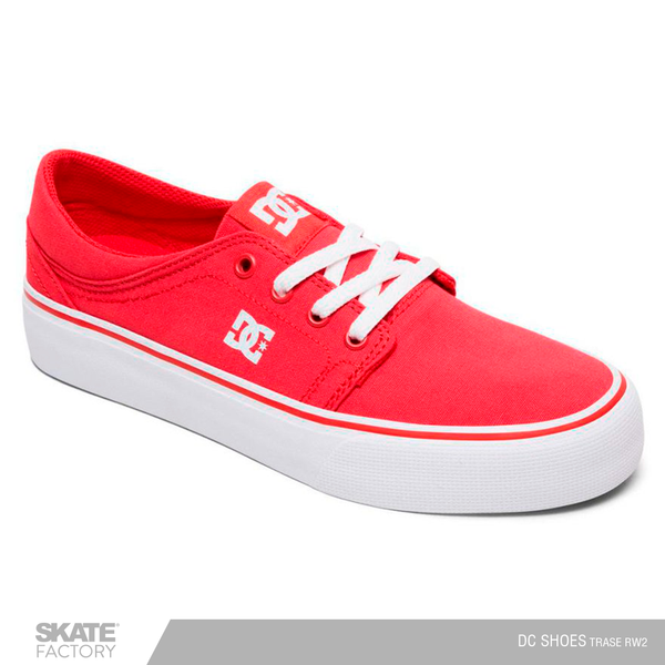 DC SHOES TRASE DAMA ROJO