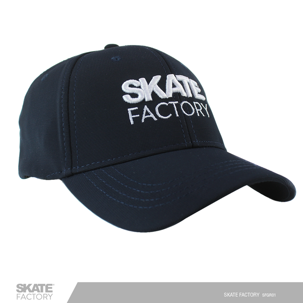 GORRA SKATE FACTORY DRIED FIT AZUL MARINO