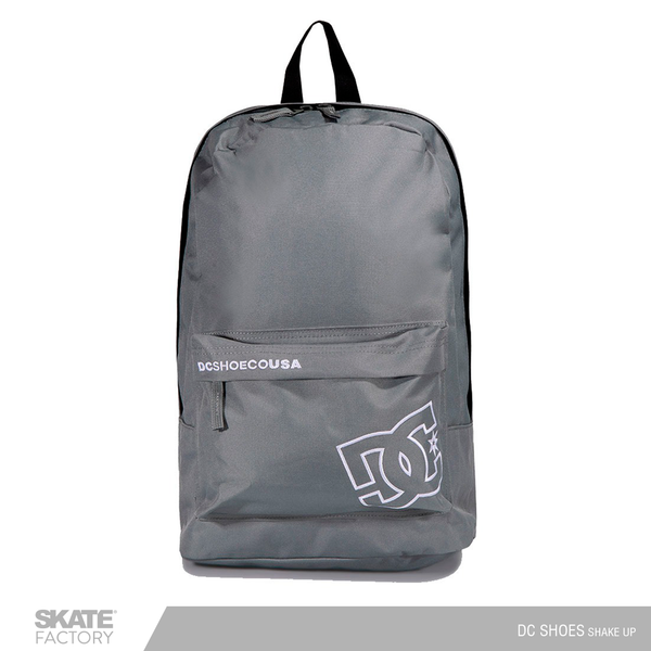 MOCHILA ESCOLAR DC SHOES BACKPACK SHAKE UP 2 GRIS