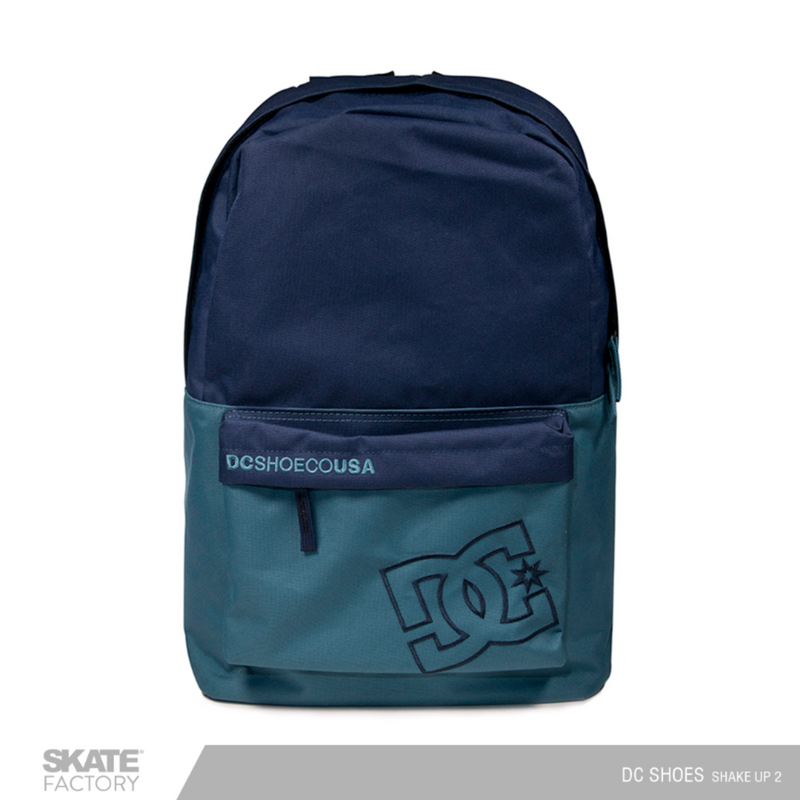 MOCHILA DC SHOES BACKPACK SHAKE UP 2 MARINO