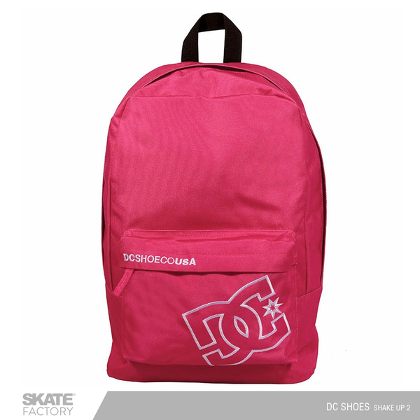 MOCHILA DC SHOES BACKPACK SHAKE UP 2ROSA FUCSIA