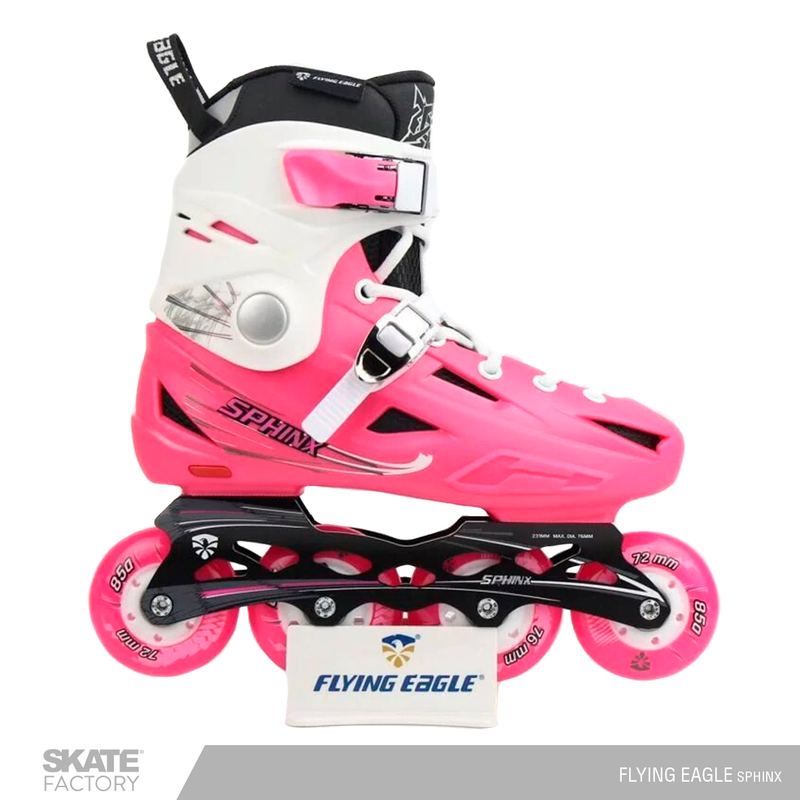 PATINES FLYING EAGLE F2S SPHINX FREESKATE COLOR ROSA