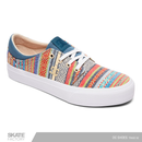 DC SHOES TRASE TENIS DAMA MULTICOLOR