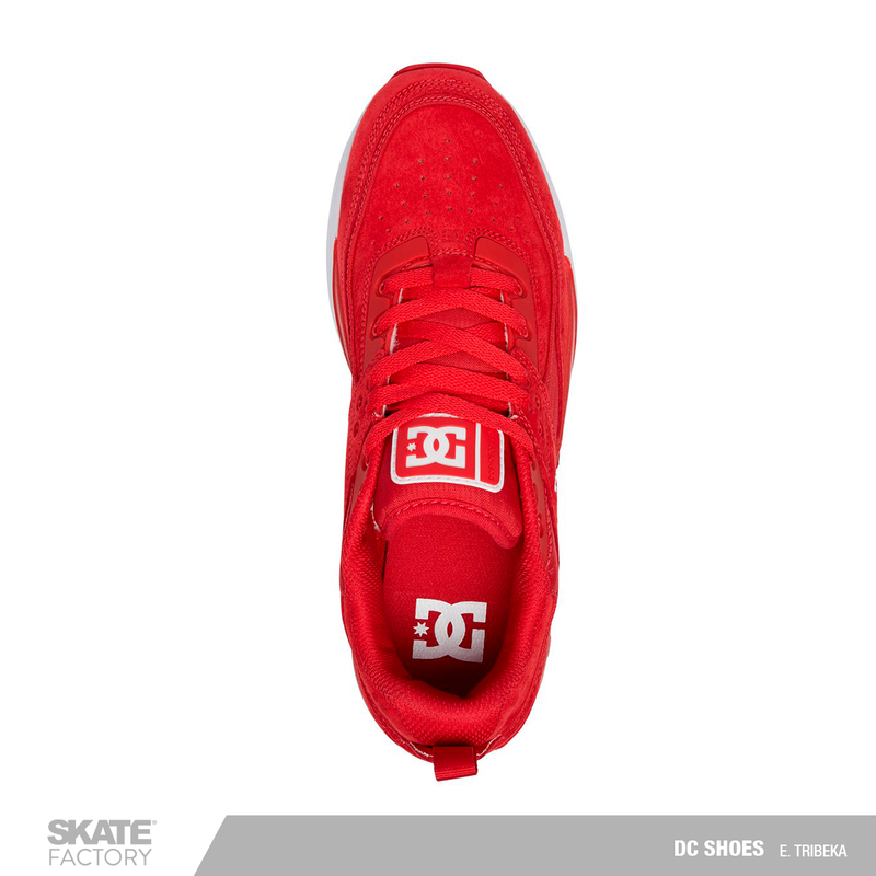 DC SHOES E. TRIBEKA TENIS DAMA ROJO