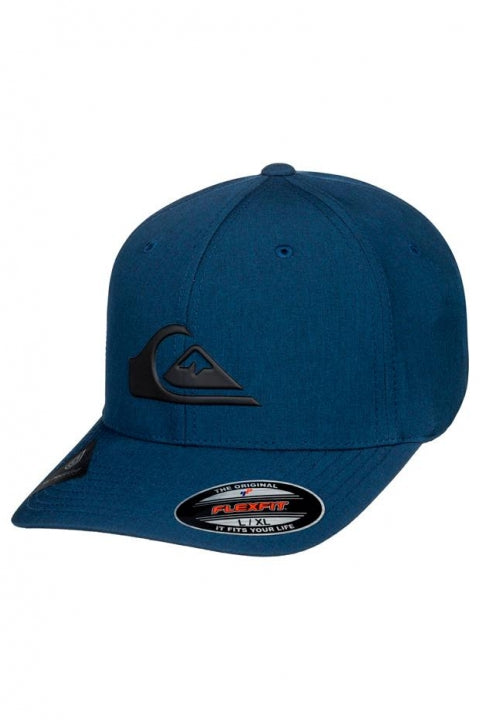 GORRA FLEXFIT®  CABALLERO QUIKSILVER AMPED UP AZUL