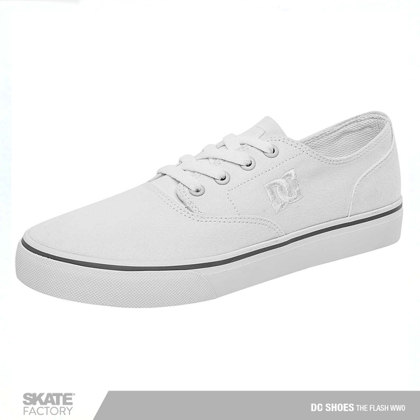 DC SHOES FLASH 2 CABALLERO BLANCO
