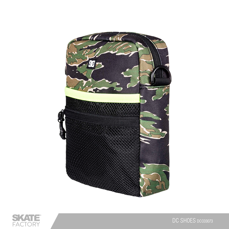 CANGURERA TEXTIL MIXTO DC SHOES STARCHER MILITAR