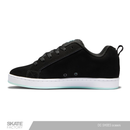 DC SHOES COURT GRAFFIK TENIS DAMA NEGRO MENTA