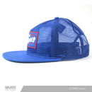 GORRA  FRESH CABALLERO DC SHOES TRUCKER AZUL