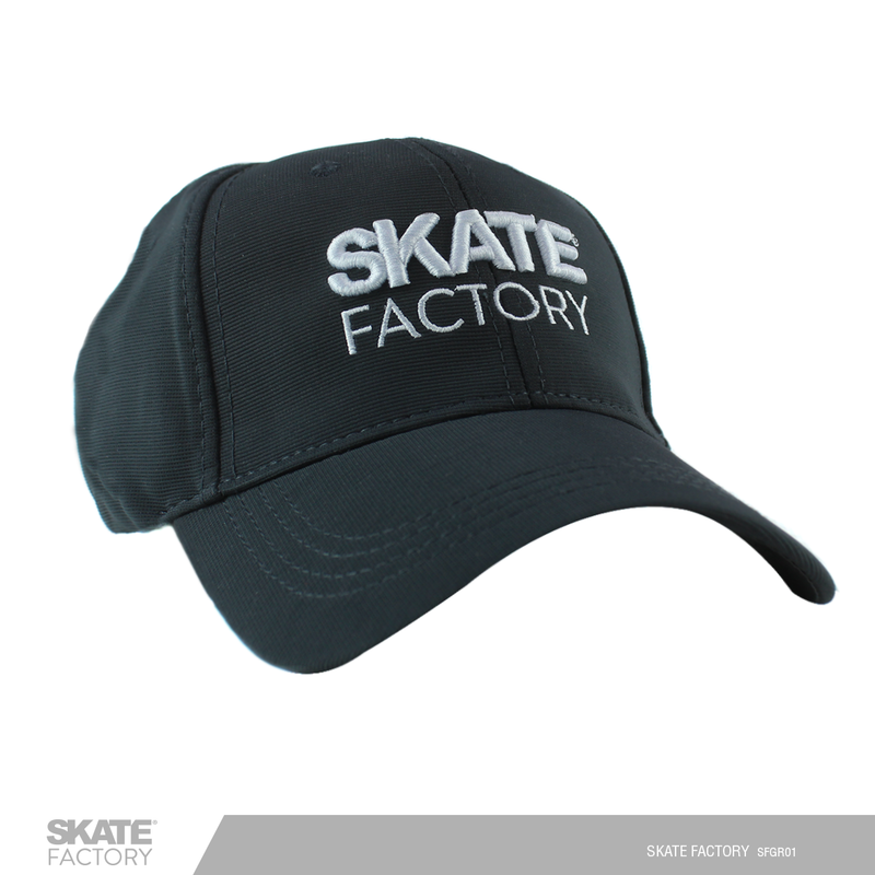 GORRA SKATE FACTORY DRIED FIT GRIS