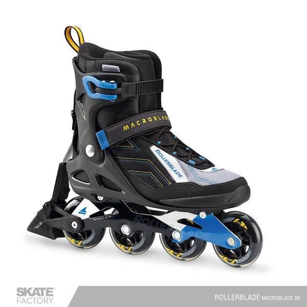 PATINES PARA HOMBRE ROLLERBLADE MACROBLADE 80 X-FITNESS