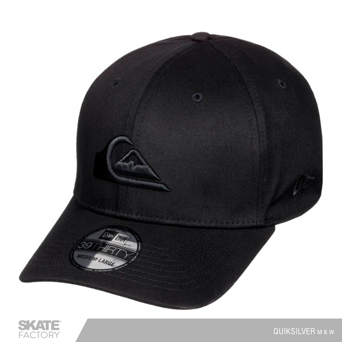 dc6d15ca4e4a9 Gorra para Hombre Mountain   Wave New Era® Stretch Fit Hat Quiksilver