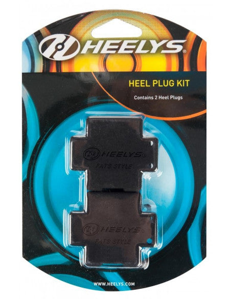 TAPAS HEELYS SET DE 2 PZ TALLA MEDIA