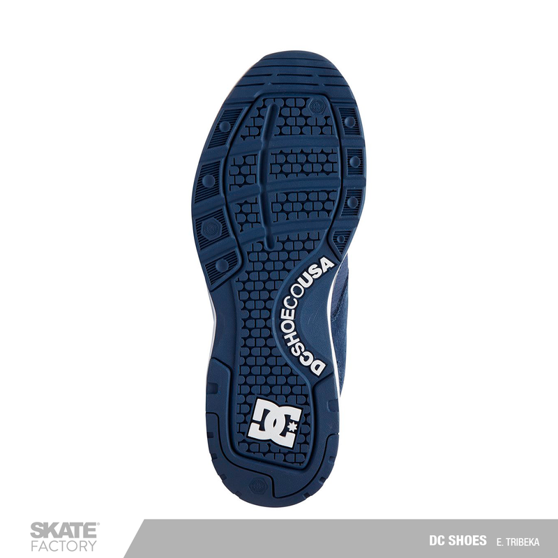 DC SHOES E. TRIBEKA TENIS DAMA  MARINO