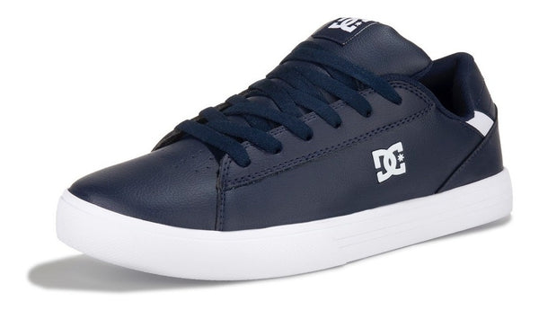 DC SHOES NOTCH SN MX TENIS CABALLERO MARINO BLANCO