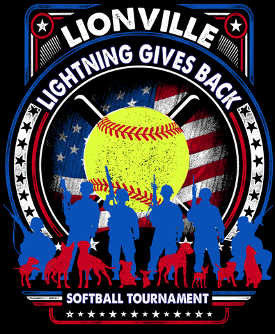 Lightning Gives Back Softball Tournament