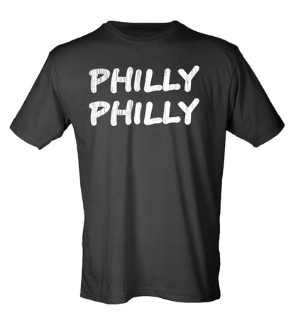 Philly Philly Tee - Black