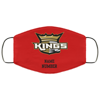 Kings Customizable Face Mask