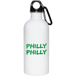 Philly Philly 20 oz. Stainless Steel Water Bottle