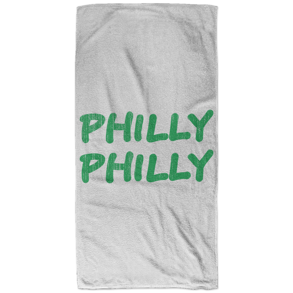 Philly Philly Towel - 32x64