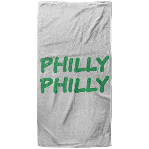 Philly Philly Beach Towel - 37x74