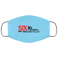 Six10 Montco Face Mask