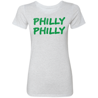 Philly Philly Ladies' Triblend T-Shirt