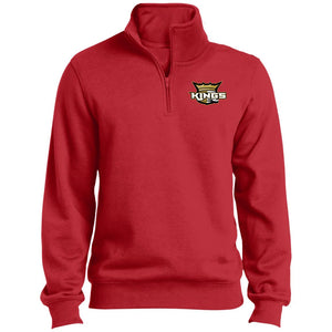 Kings 1/4 Zip Sweatshirt