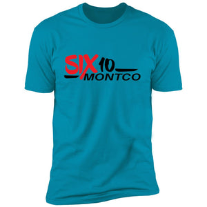 SIX 10 MONTCO Premium Short Sleeve T-Shirt