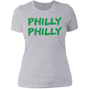Philly Philly Ladies' Boyfriend T-Shirt