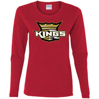 Kings Ladies' Cotton LS T-Shirt