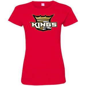Kings Ladies' Fine Jersey T-Shirt