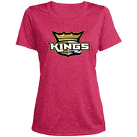 Kings Ladies' Heather Dri-Fit Moisture-Wicking T-Shirt