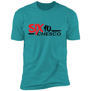 SIX 10 CHESCO Premium Short Sleeve T-Shirt