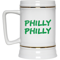 Philly Philly Beer Stein 22oz.
