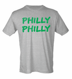 Philly Philly Tee - Grey