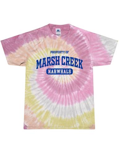 MC6GC Desert Rose Tie Dye Tee