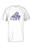 It's A Soccer Life Tee - Adult