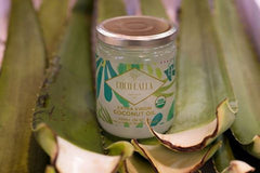 Aloe Vera Skin Healing Salve With Coconut Oil