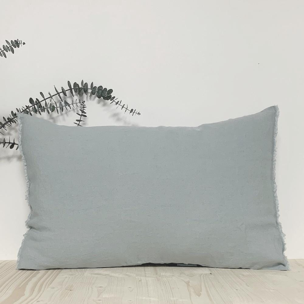 "Coussin en lin rectangle ""Harmony"" - Little Antoinette"