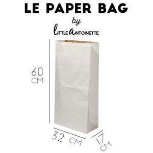 "Paper Bag ""Flamand Rose"" - Little Antoinette"