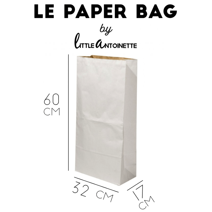 "Paper Bag ""Princesse"" - Little Antoinette"