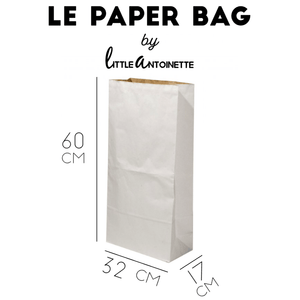 "Paper Bag ""Graphique"" - Little Antoinette"