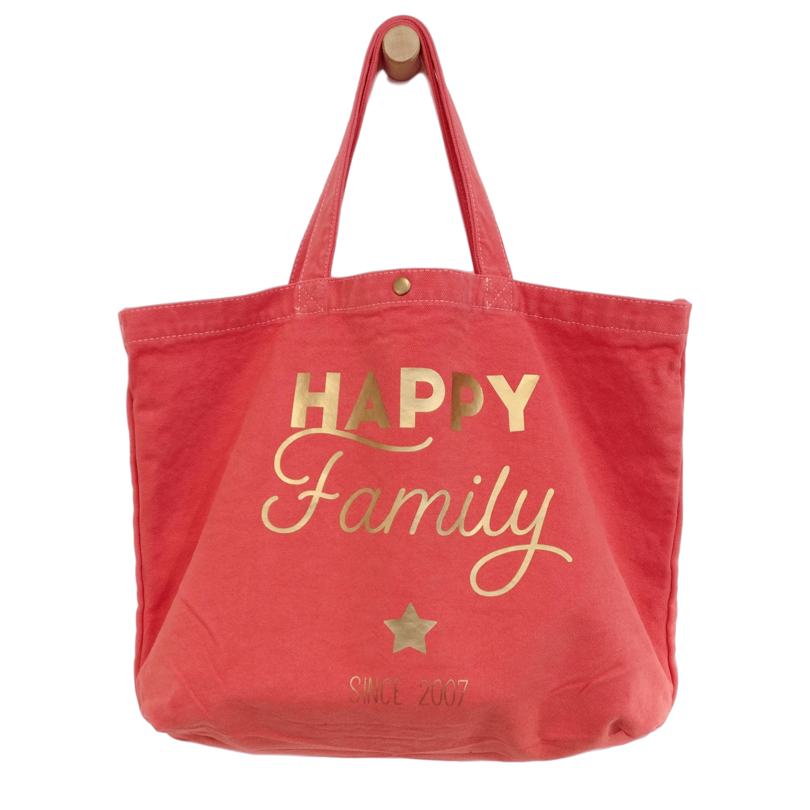 "Sac Cabas ""Happy Family"" - Little Antoinette"