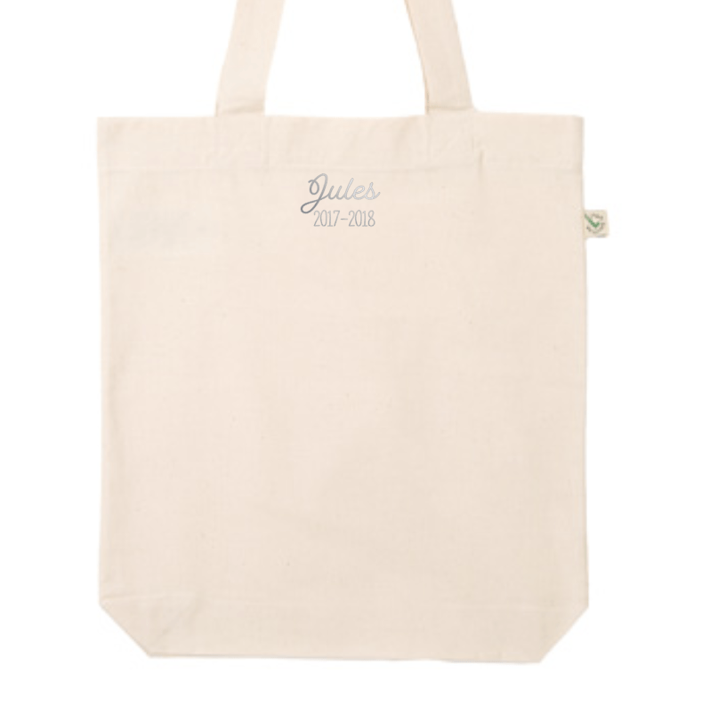 "Tote Bag ""Mes jolies affaires de maitresse"" - Little Antoinette"