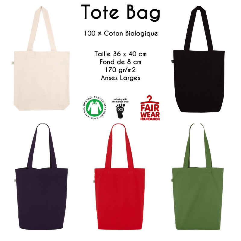 "Tote Bag ""Road Trip"" - Little Antoinette"